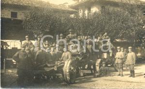 1917 Isonzo - Regg. del Genio *Uomini e mezzi