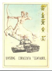1956 DIVISIONE CORAZZATA CENTAURO - FG VG