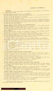 1953 - Propaganda anti PCI, DOMANDA IN SEGRETO!