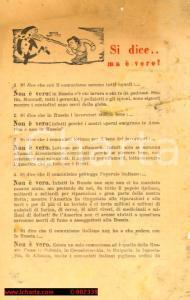 1948 - Si dice...ma è vero? Propaganda anti PCI
