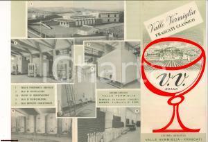 1958 FRASCATI (RM) Azienda Agricola VALLE VERMIGLIA