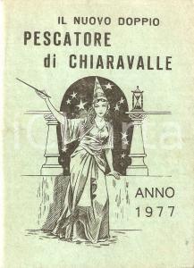 1977 Nuovo doppio PESCATORE DI CHIARAVALLE Almanacco illustrato *Ed. LUCCHI