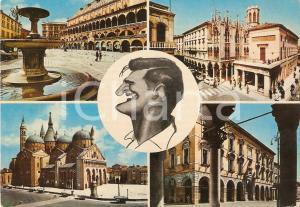 1965 ca PADOVA Trattoria dei buongustai CAVALCA Premio PIRON D'ORO *Cartolina FG