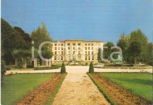 1971 BATTAGLIA TERME (PD) Giardino delle Terme INPS *Cartolina FG VG