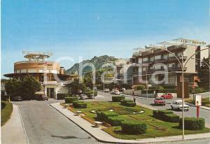 1970 ca ANCONA Hotel Ristorante PASSETTO Insegna Caffè SEGAFREDO Cartolina FG NV