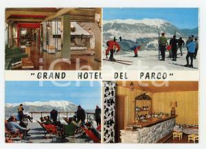 1973 PESCASSEROLI (AQ) Grand Hotel del Parco - Vedutine *Cartolina VINTAGE FG VG