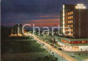 1970 MONTESILVANO MARINA (PE) Panorama con HOTEL SERENA *Cartolina vintage