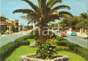 1969 FORTE DEI MARMI (LU) Ristorante La Caravella sul lungomare *Cartolina FG VG