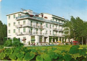 1973 ABANO TERME (PD) Hotel BEL SOGGIORNO Panorama VINTAGE *Cartolina FG VG