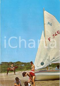 1967 CASTAGNETO CARDUCCI (LI) Frazione DONORATICO Club Mediterranee *VINTAGE
