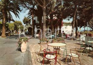 1972 FORMIA (LT) Giardini dell' Hotel MIRAMARE *Cartolina VINTAGE FG VG