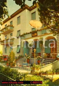 1962 MONTECATINI TERME (PT) Giardino Hotel Villa ANNA