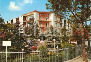 1972 MONTEGROTTO TERME (PD) Hotel CRISTALLO Vintage *Cartolina FG VG