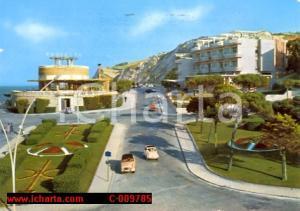 1964 ANCONA Grand Hotel e Ristorante PASSETTO *Cartolina VINTAGE FG VG