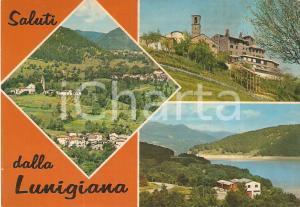 1975 ca LUNIGIANA Vedutine di Arzelato ZERI Passo Lagastrello *Cartolina FG NV