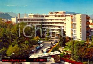 1974 ABANO TERME (PD) Terme MIONI PEZZATO Veduta aerea VINTAGE *Cartolina FG VG