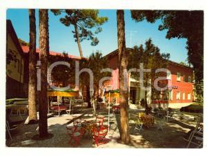 1970 ca MILANO MARITTIMA (RA) Pensione AL CACCIATORE *Cartolina VINTAGE FG NV