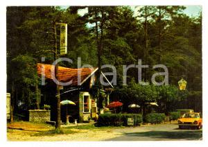 1970 ca SANTA MARIA MAGGIORE (VB) Ristorante LA LANTERNA Cartolina VINTAGE FG NV