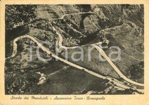 1949 BAGNO DI ROMAGNA (FC) Passo dei MANDRIOLI e stazione di cura termale *FG VG