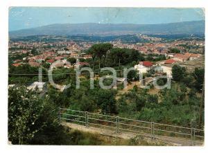 1970 ca SAN GIORGIO DEL SANNIO (BN) Panorama dall'alto *Cartolina VINTAGE FG NV