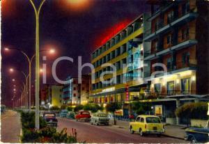 1965 CHIOGGIA (VE) Hotel PALACE VITTORIA a Lido di SOTTOMARINA Cartolina VINTAGE