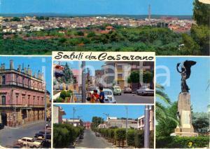 1970 ca CASARANO (LE) Vedutine del paese *Cartolina postale VINTAGE FG VG