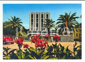 1964 MARINA DI MASSA (MS) Hotel EXCELSIOR e giardini *Cartolina VINTAGE FG VG