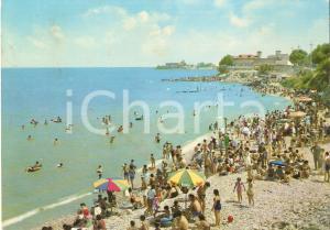 1976 TRANI (BA) Riviera di Colonna *Cartolina FG VG