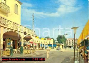 1964 LIDO DI JESOLO (VE) Vigile in Piazza MARCONI Pubblicità COCA COLA *VINTAGE
