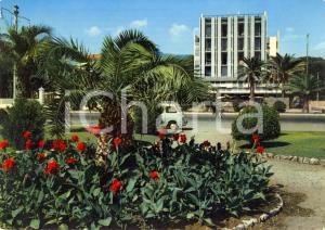 1964 MARINA DI MASSA Giardini e Hotel EXCELSIOR *Cartolina VINTAGE FG VG