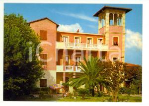 1970 ca MARINA DI MASSA (MS) Villa ZOLESI *Cartolina ANIMATA VINTAGE FG NV