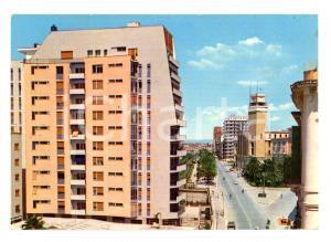 1975 ca TARANTO Lungomare VITTORIO EMANUELE *Cartolina VINTAGE FG NV