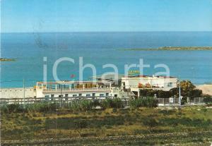 1982 PORTO CESAREO (LE) Lido Le Dune - Panorama *Cartolina FG VG