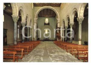 1971 OTRANTO (LE) Cattedrale SANTA MARIA ANNUNZIATA Interno *Cartolina FG VG