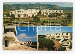 1975 CAMPORA SAN GIOVANNI (CS) Camping LA PRINCIPESSA *Cartolina VINTAGE FG VG