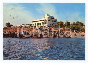 1967 DIAMANTE (CS) Autostello A.C.I. a CIRELLA *Cartolina postale VINTAGE FG VG