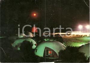 1981 MONOPOLI (BA) Hotel villaggio TORRE CINTOLA *Cartolina DANNEGGIATA