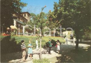 1969 CHIANCIANO TERME (SI) Parco della Sorgente Sant'Elena *Cartolina FG VG