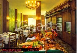 1970 ca MONCALVO MONFERRATO (AT) Albergo ristorante PRINCIPE Cartolina FG NV
