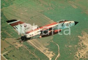 1975 ca AERONAUTICA MILITARE Aereo da combattimento MRCA *Cartolina FG NV