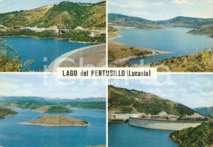 1970 POTENZA Lago del PERTUSILLO Vedutine LUCANIA *Cartolina FG VG