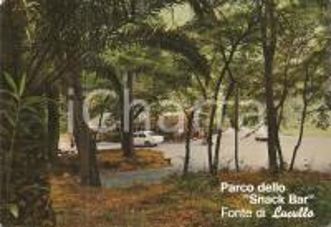 1973 - Fonte di Lucullo - Parco Snack Bar - Vg An