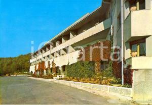 1986 TRIESTE Veduta della Casa LE BEATITUDINI *Cartolina postale FG NV VINTAGE