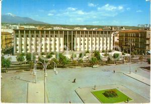 1966 CATANIA Palazzo di Giustizia in Piazza G. VERGA *Cartolina FG VG VINTAGE