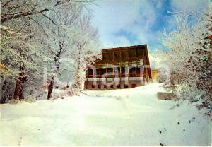 1960 ca ABRIOLA (PZ) Albergo in montagna contrada SELLATA *Cartolina FG NV