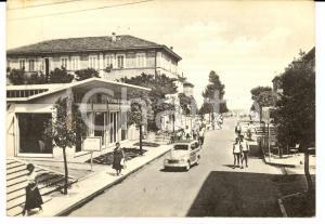 1955 PORTO SAN GIORGIO (FM) Via OBERDAN con Azienda di soggiorno *FG VG