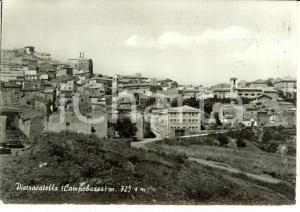 1969 PIETRACATELLA (CB) Veduta panoramica del centro storico *Cartolina FG VG