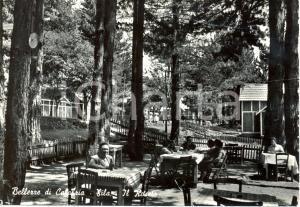 1967 COSENZA  - SILA Giardino del villaggio ROSETO * ANIMATA FG VG