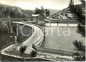 1968 CATANZARO La diga del lago AMPOLLINO nella SILA * Cartolina FG VG