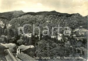 1957 BADIA PRATAGLIA (AR) Panorama parziale *Cartolina postale FG VG